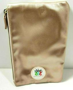 The Happy Planner Storage Pouch Rose Gold Elastic Band Zip T