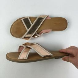 toms womens rose gold shoes summer spring