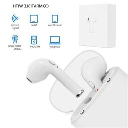 Twins Wireless Bluetooth Earbuds In Ear Headphone For Apple