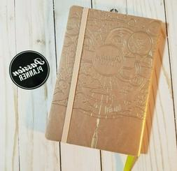 Undated Rose Gold Monday Passion Planner Compact  5.5 x 8.5