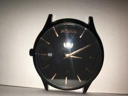 MVMT Watch 45MM Black Rose Gold Face