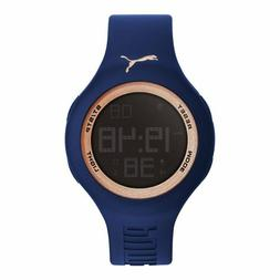 Puma Watch Wrist Band Men's Digital Silicone pu910801045 Dro