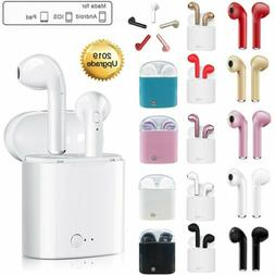 Wireless Bluetooth Earbuds Earphones Headphones for Apple iP