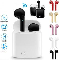 Wireless Bluetooth Headset Earbuds Earphone Stereo Headphone