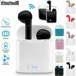Wireless Bluetooth Earphones Headphone Earbuds For Apple iPh