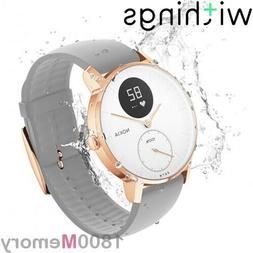 Withings/Nokia Steel HR Hybrid Smartwatch 36mm Rose Gold