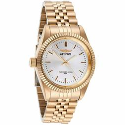 Invicta Women's Watch Specialty Silver Dial Rose Gold Bracel