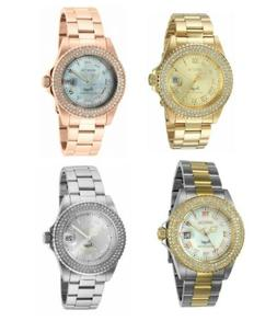 womens angel limited edition 40mm ss gold