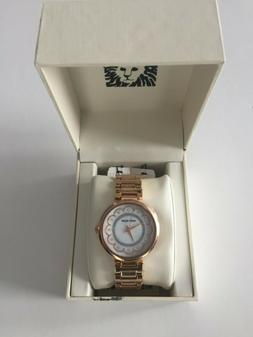 Anne Klein Womens Watch  AK 2842MPRG Rose Gold Retail $75